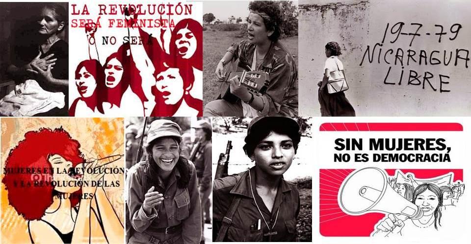 afiche mujeres revolucion