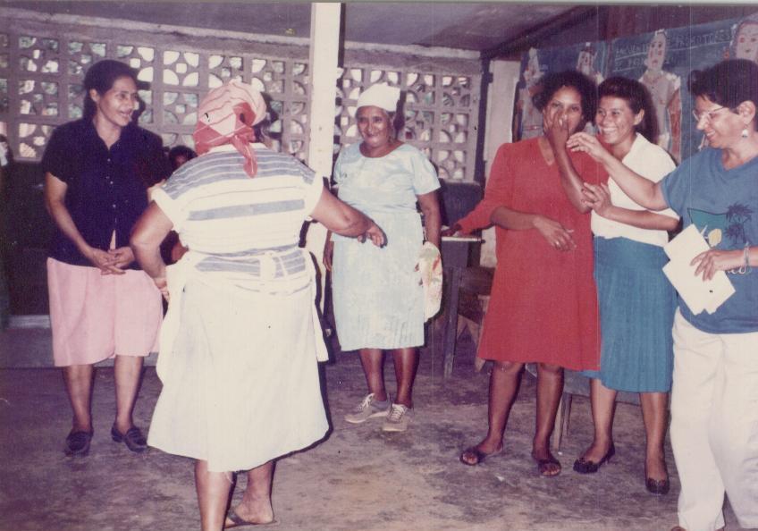 Mujeres de Waslala